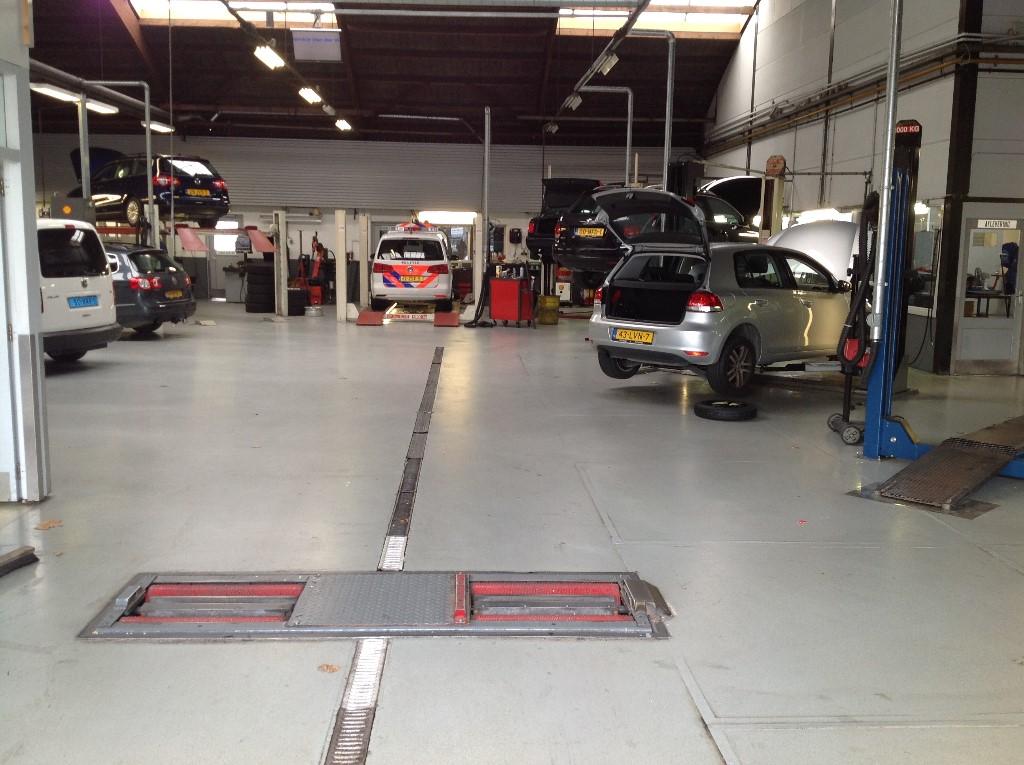 Garagevloer-coating