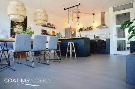 betonvloer appartement Amsterdam