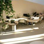 nieuwe showroom coatingvloer amsterdam