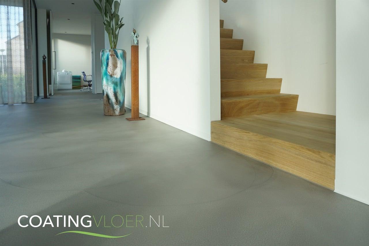 Project 2: Beton Cire in Alphen aan den Rijn