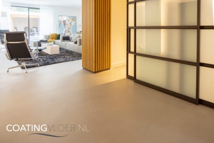 beton cire Den Bosch