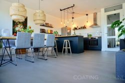 betonvloer woonkeuken