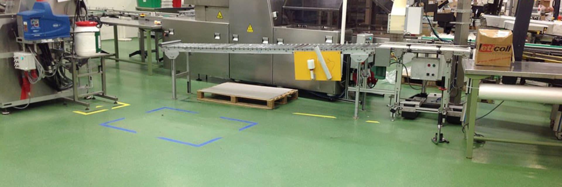 HACCP vloer
