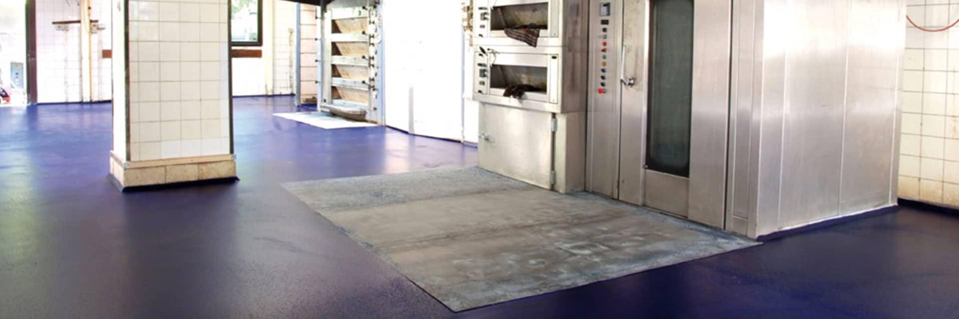 De troffelvloer als keukenvloer