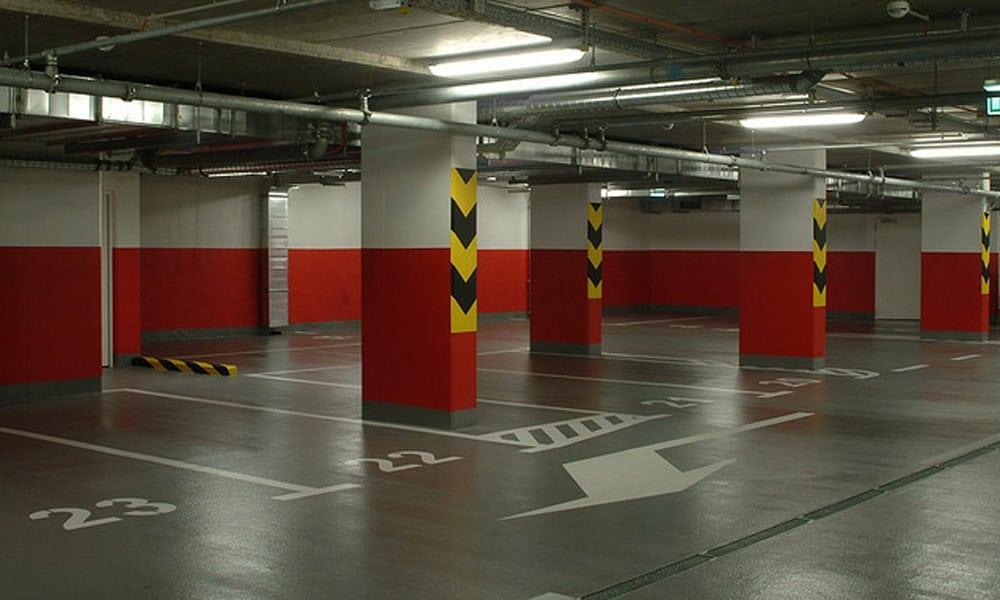 Project 3: vloercoating garage