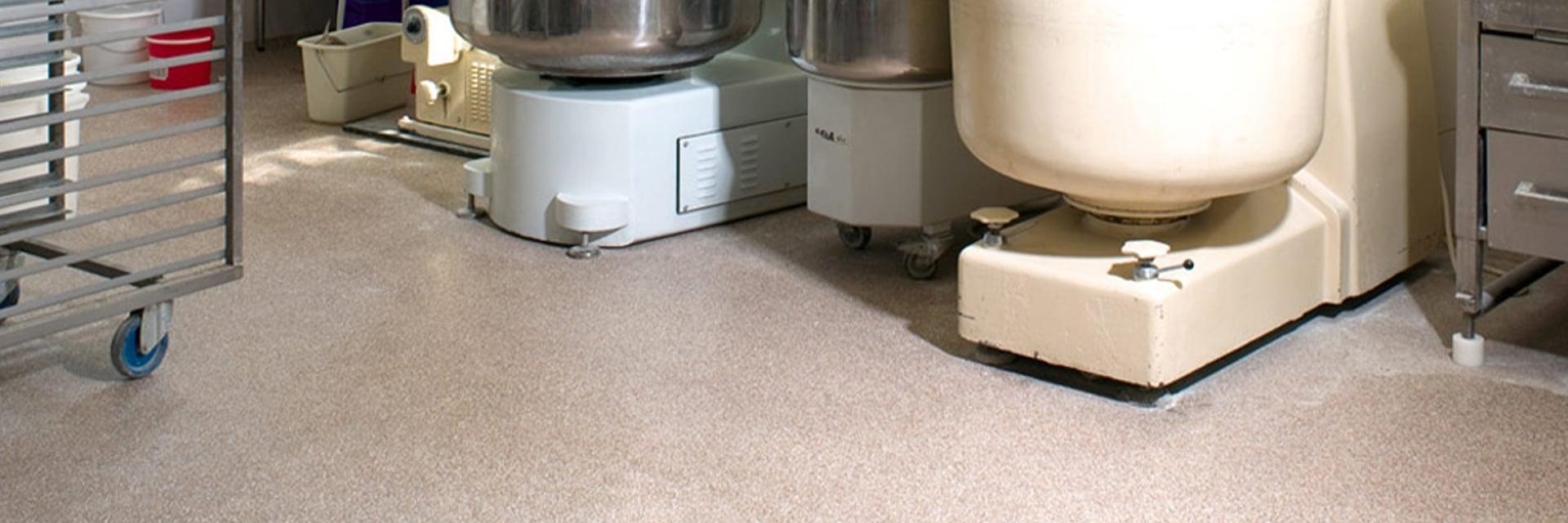 De troffelvloer als HACCP vloer
