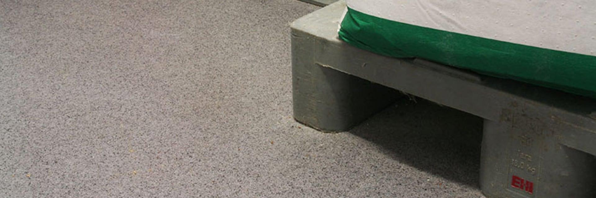 De troffelvloer als antislipvloer