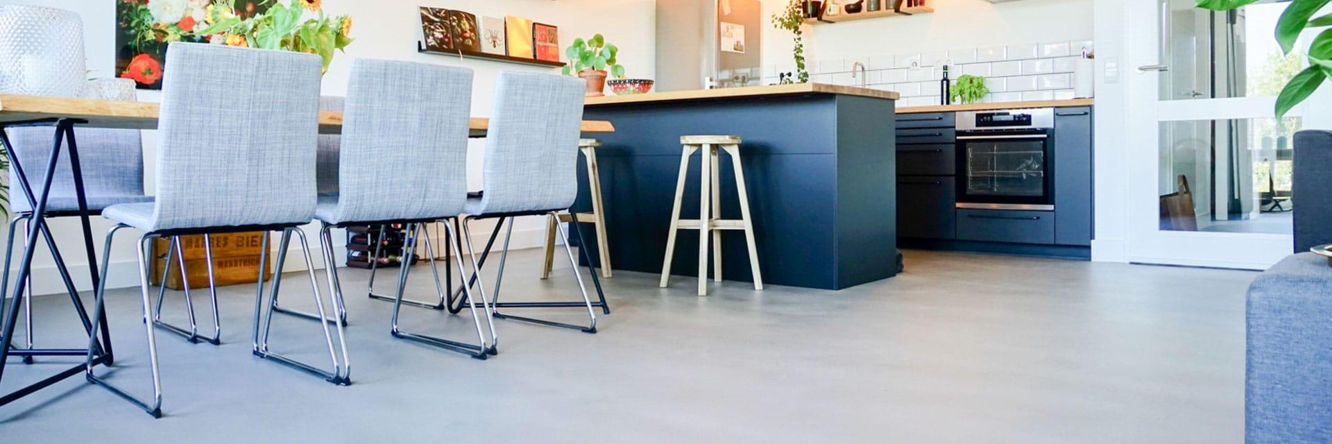 Verschil gietvloer en betonvloer